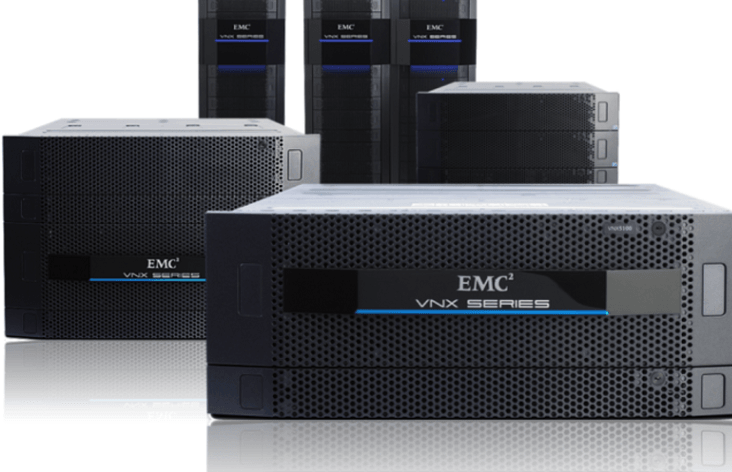 EMC VNX and Unity Enterprise-Class Disk Storage Systems